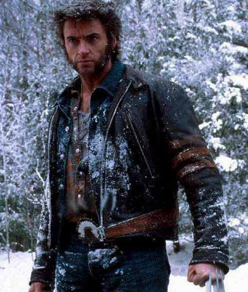 Wolverine X Men 2 Leather Jacket
