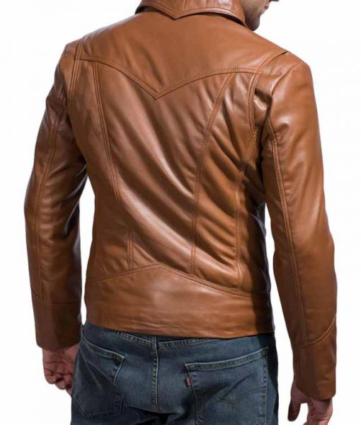 Days Of Future Past Wolverine Brown Jacket