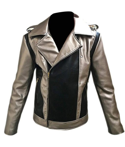 X-men Apocalypse Evan Peters Moto jacket