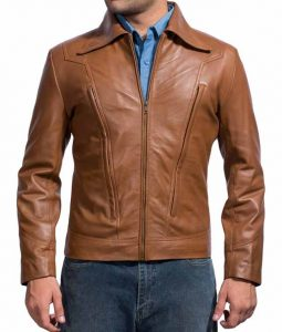 Days Of Future Past XMen Brown Jacket