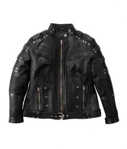 Black Canary Leather Jacket