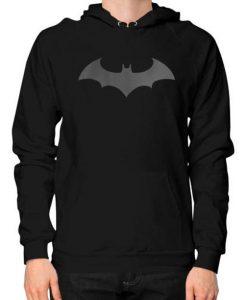 Batman Hush Logo Pullover Hoodie