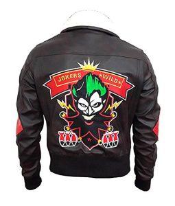Harley Quinn Joker Wild jacket