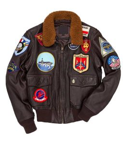 Patches jacket