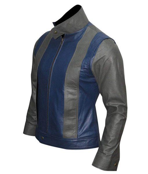 X-men Apocalypse tye sheridan Cafe Racer jacket