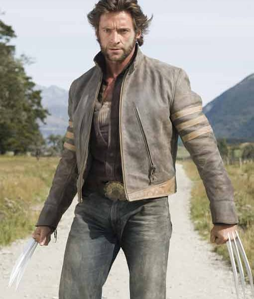 Wolverine Origins Jacket