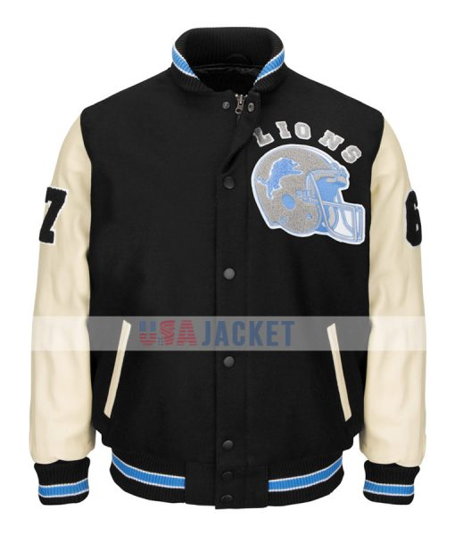 Beverly Hills Cop Letterman Jacket