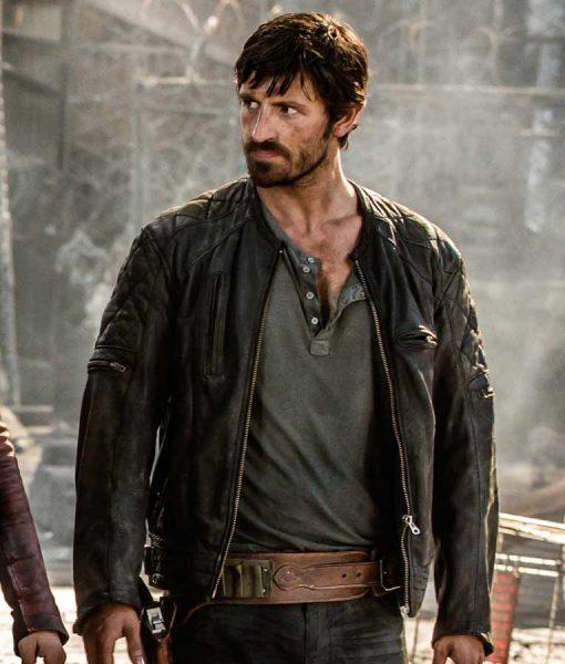 Eoin Macken Resident Evil Jacket