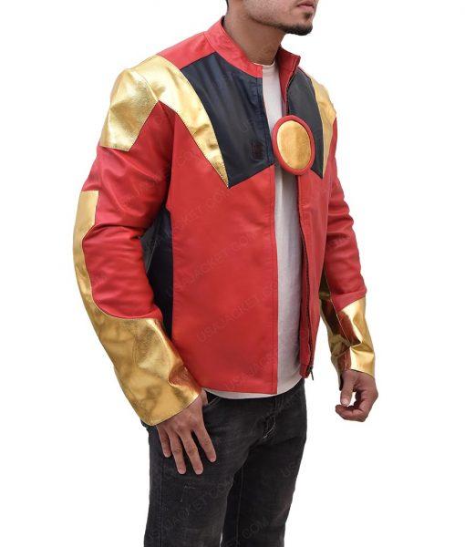 Jr. Costume Iron Man Jacket