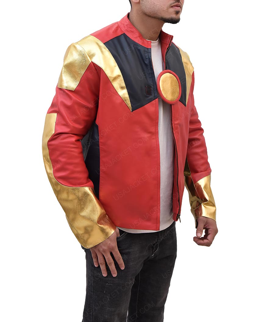Jr. Costume Iron Man Jacket