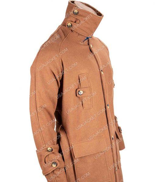 Rick Deckard Brown Trench Coat