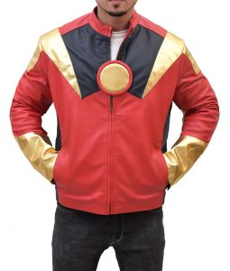 Jr. Costume Iron Man Slimfit Jacket