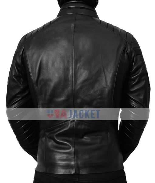 Batman Lego Classic Leather Jacket