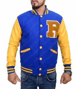 KJ Apa Riverdale Baseball Jacket