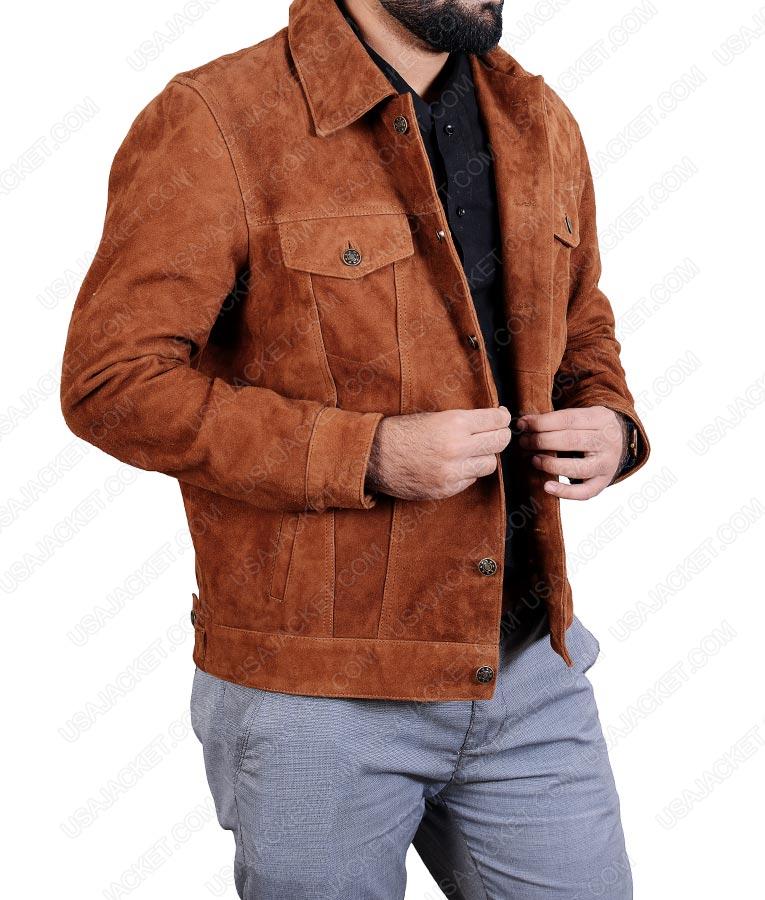 e6c71a48f X-men Hugh Jackman Logan Jacket