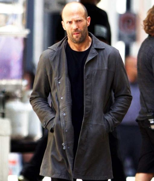 Jason Statham Car Coat