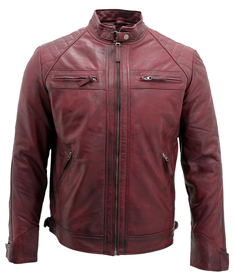 Find burgundy leather jacket men at ShopStyle. Shop the latest collection of burgundy leather jacket men from the most popular stores - all in one.