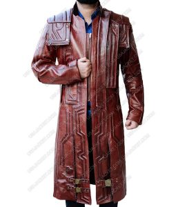 chris pratt coat of star lord