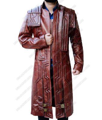 chris pratt coat of star lord