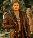 Star Lord Long Trench Coat