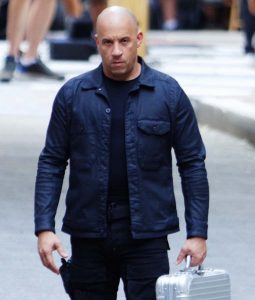 Vin Diesel The Fate Of The Furious Jacket