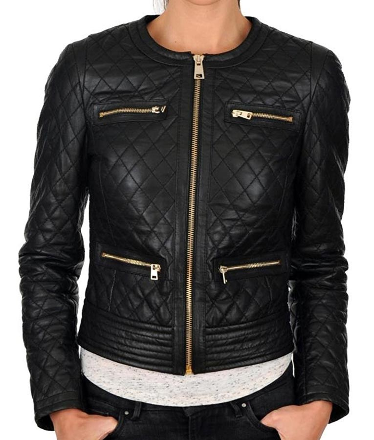 Shop for Quilted Leather Jacket at ditilink.gq Free Shipping. Free Returns. All the time.