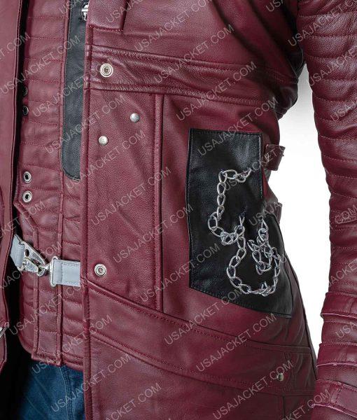 Yondu Vol 2 Leather Trench Coat