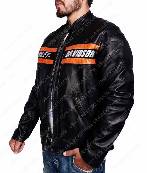 WWE Goldberg Leather Jacket