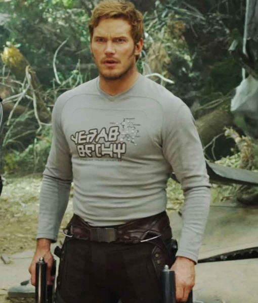 Guardians of the Galaxy Vol 2 Star Lord Shirt