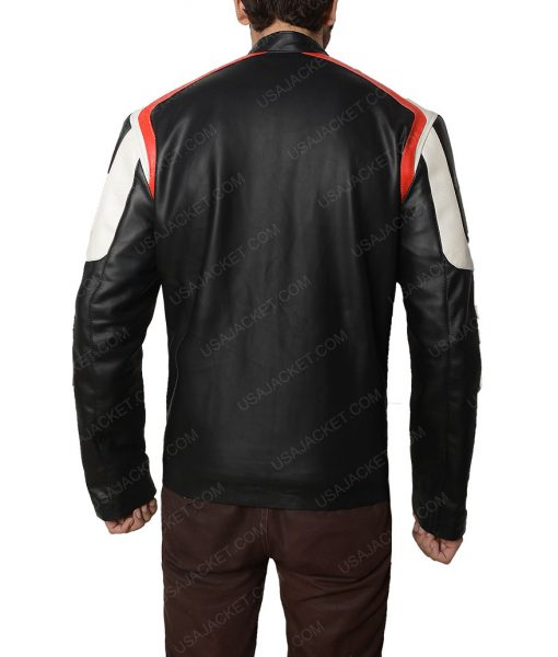 Kellum Curtis Holt Mister Terrific Leather Jacket