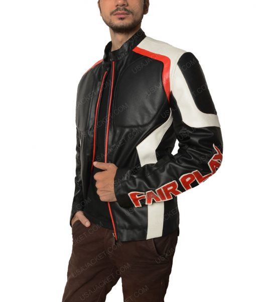 Arrow Season 5 Echo Kellum Curtis Holt Mister Jacket