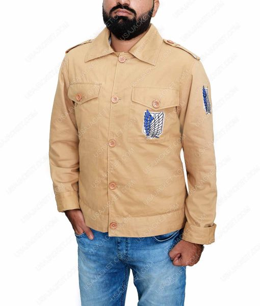 Attack on Titans Scout Regiment Jacket