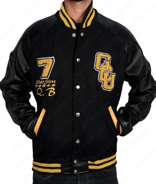 Cyborg Letterman Jacket