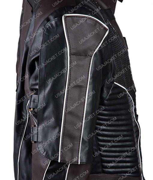 Mass Effect Drell Assassin Jacket