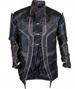 Mass Effect Drell Assassin Leather Jacket