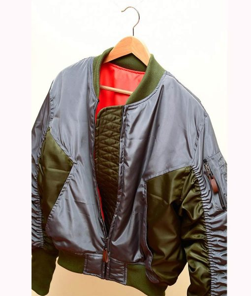 Major Satin Jacket