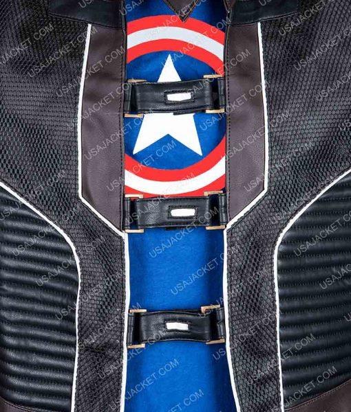 Thane Krios Leather Jacket