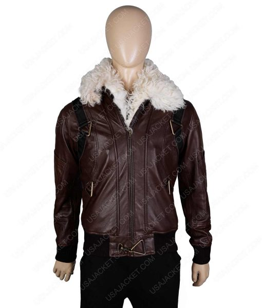 Real Fur Jacket Mens Men S Fashion Week 2016 Fur On The