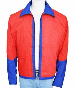 Baywatch Lifeguard Dwayne Johnson Leather Jacket