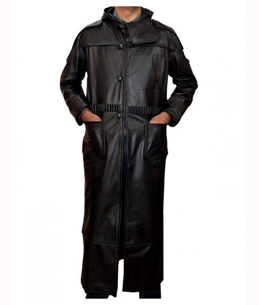 Roy Betty Trench Coat