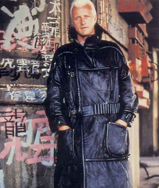 Blade Runner 1982 Rutger Hauer Roy Batty Coat