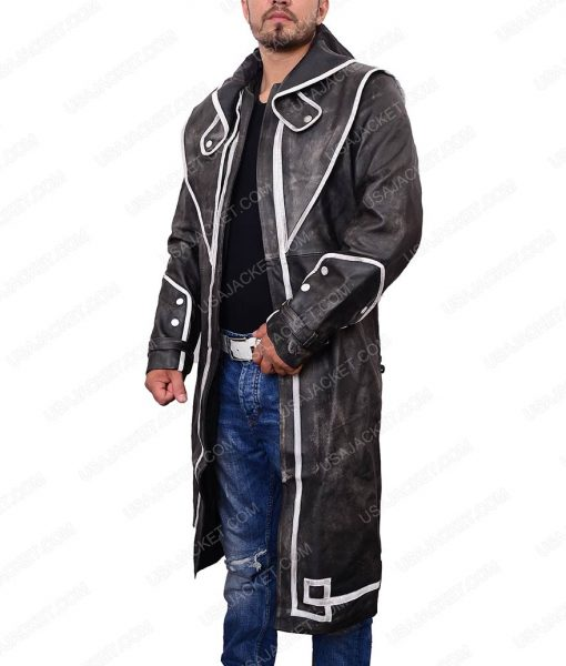 Attano Dishonored Leather Coat