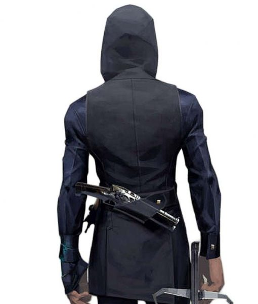 Corvo Attano Dishonored 2 Vest