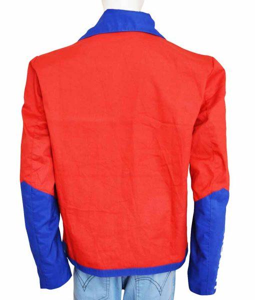 Dwayne Johnson Lifeguard Jacket