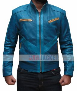 Far Cry 4 Ajay Ghale Waxed Leather Jacket