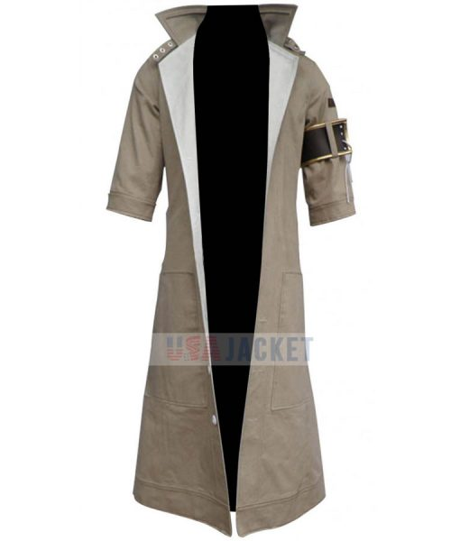 Final Fantasy 13 Snow Villiers Coat