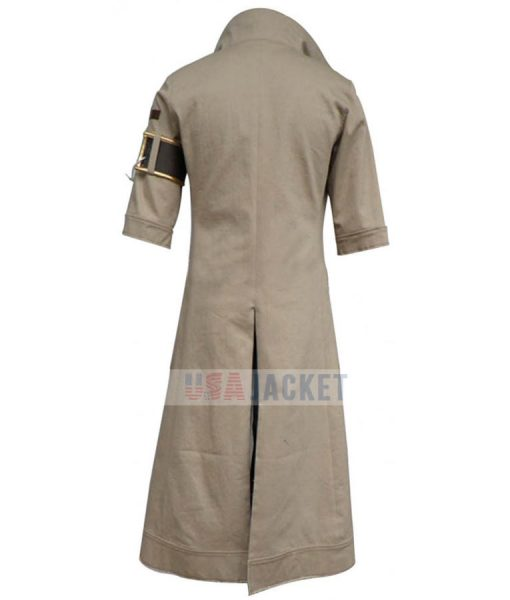 Final Fantasy 13 Snow Villiers Trench Coat