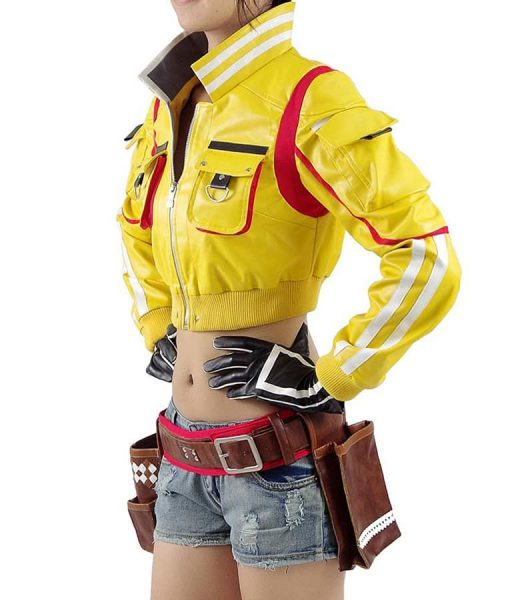 Cindy Aurum Final Fantasy 15 Jacket