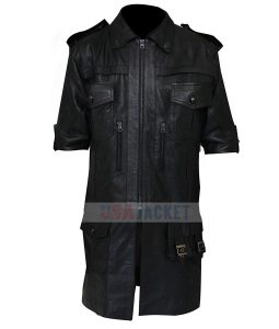 Final Fantasy 15 Noctis Leather Jacket