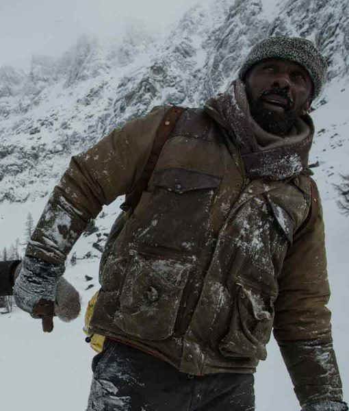 Idris Elba The Mountain Between Us Jacket